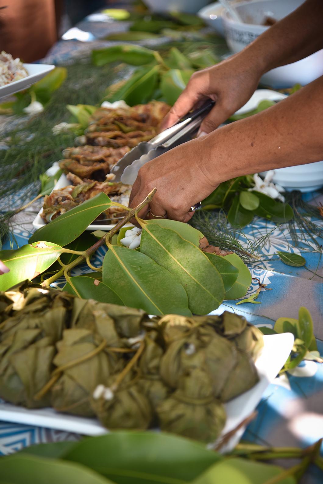 Excursion «pique nique» à Tahaa en Polynésie Française
