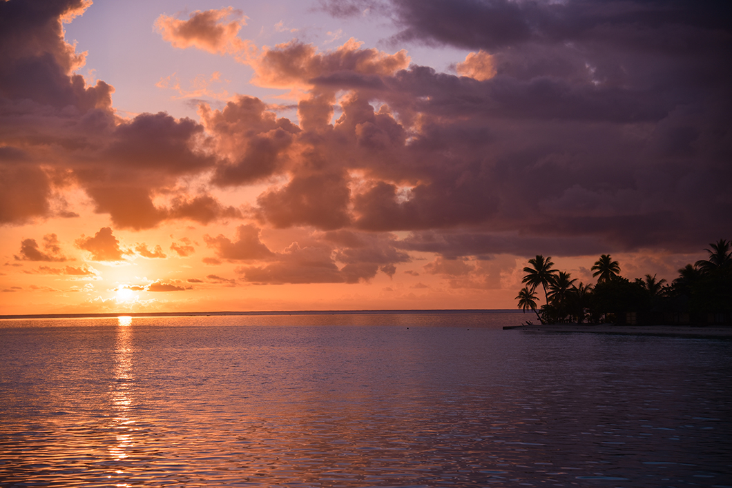 Nos spots préférés pour le coucher de soleil à Taha'a, Taha'a Island Resort
