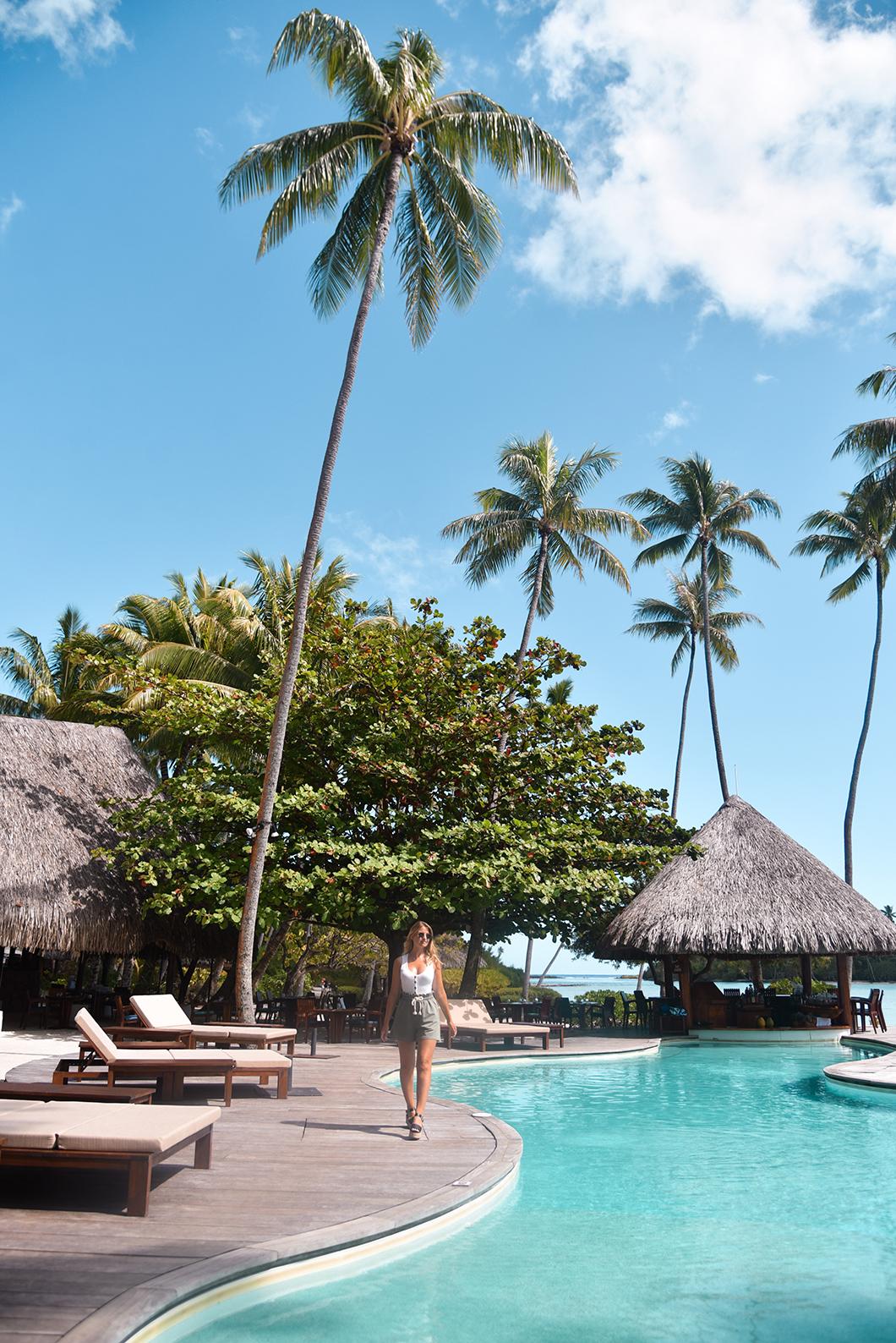 Taha'a Island Resort, l'un des plus beaux hôtels de la Polynésie Française