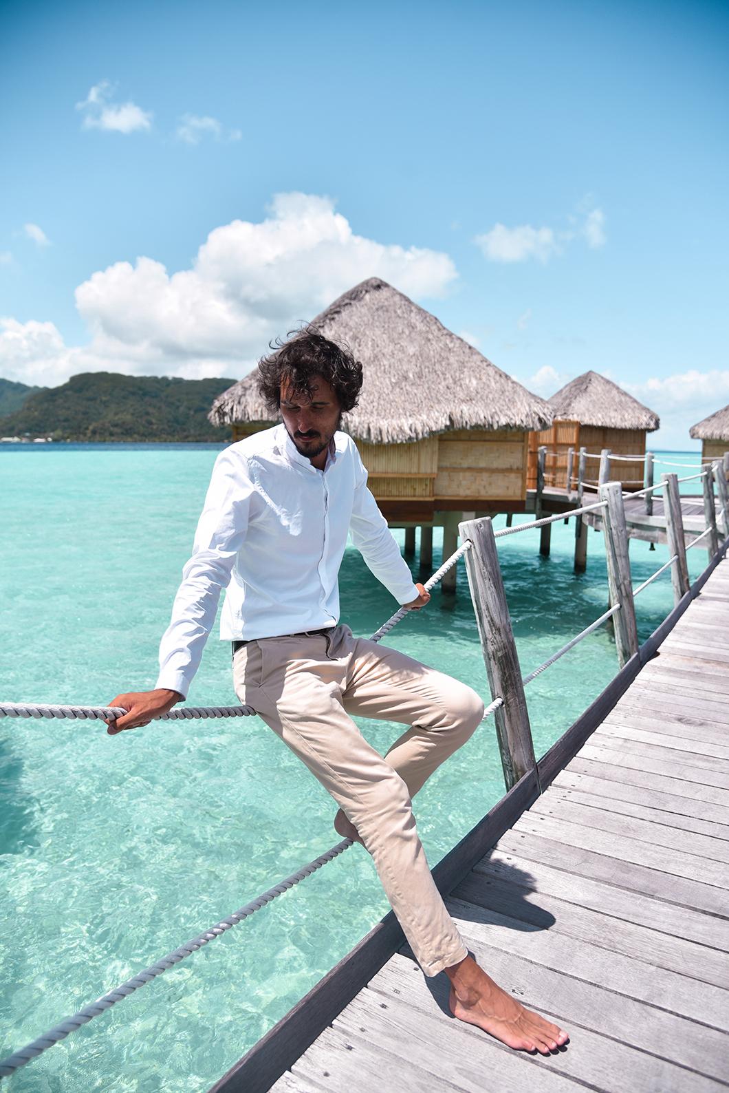 Où loger pour une voyage de noce en Polynésie Française ? Taha'a Island Resort