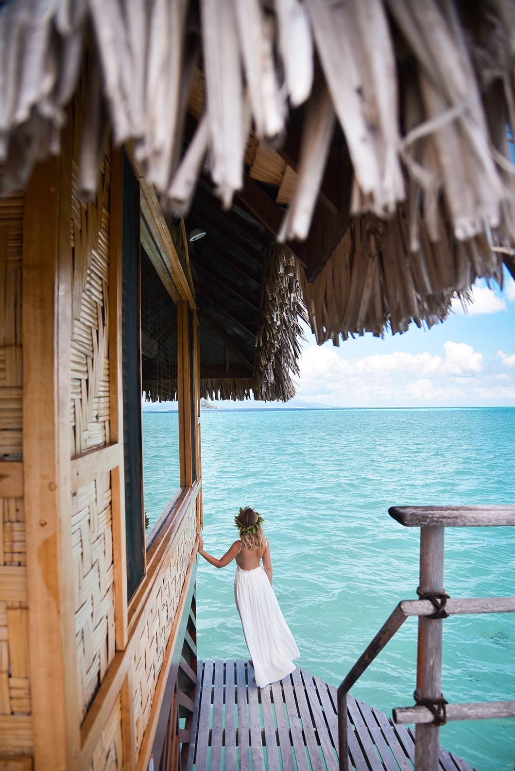 Où loger pour un voyage de noce en Polynésie Française ?