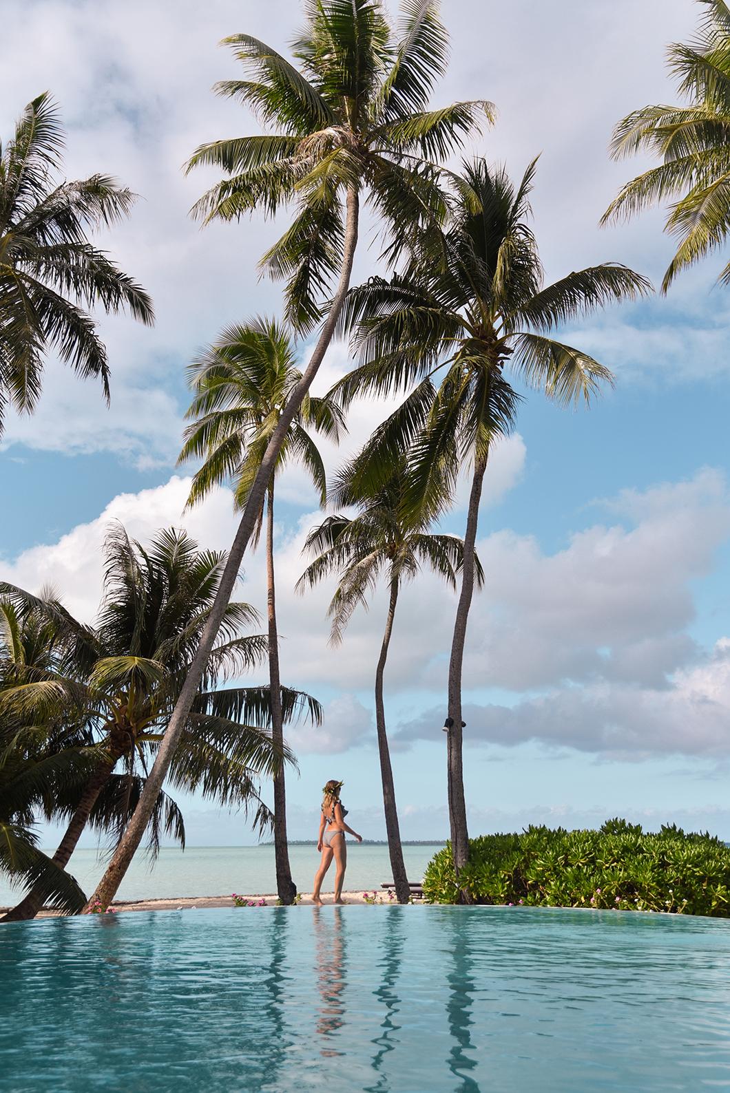 Nos hôtels préférés pour un voyage de noce en Polynésie Française