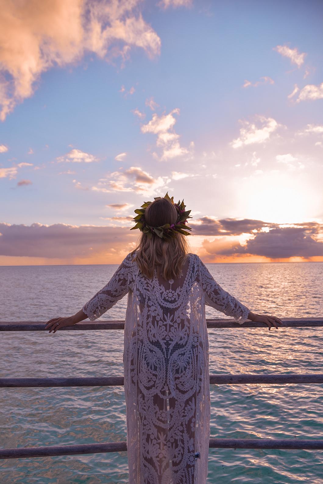 Nos incontournables pour un voyage de noce en Polynésie française