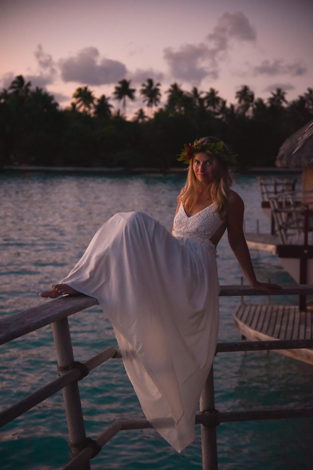 Voyage de noce à Taha'a, l'île de la vanille