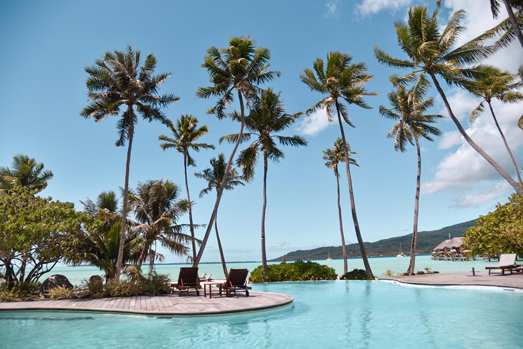 Les plus beaux hôtels de Polynésie, Taha'a Island Resort and Spa