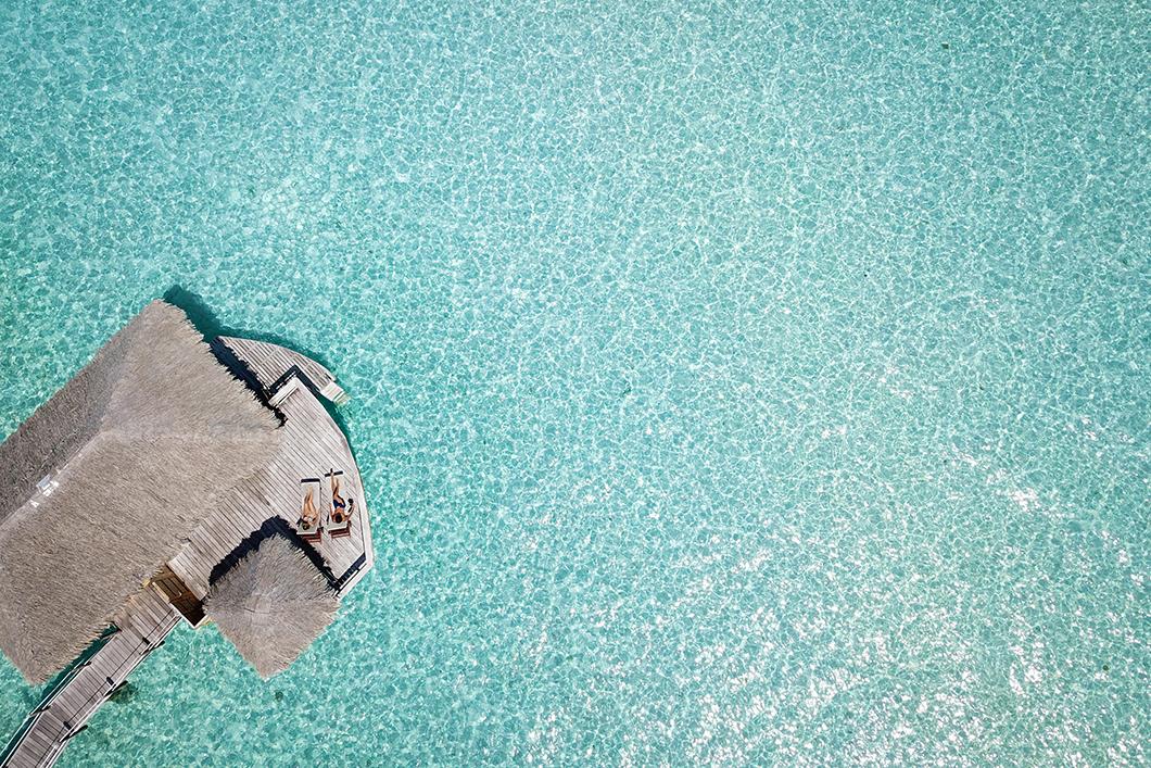 Les plus beaux hôtels avec pilotis en Polynésie Française