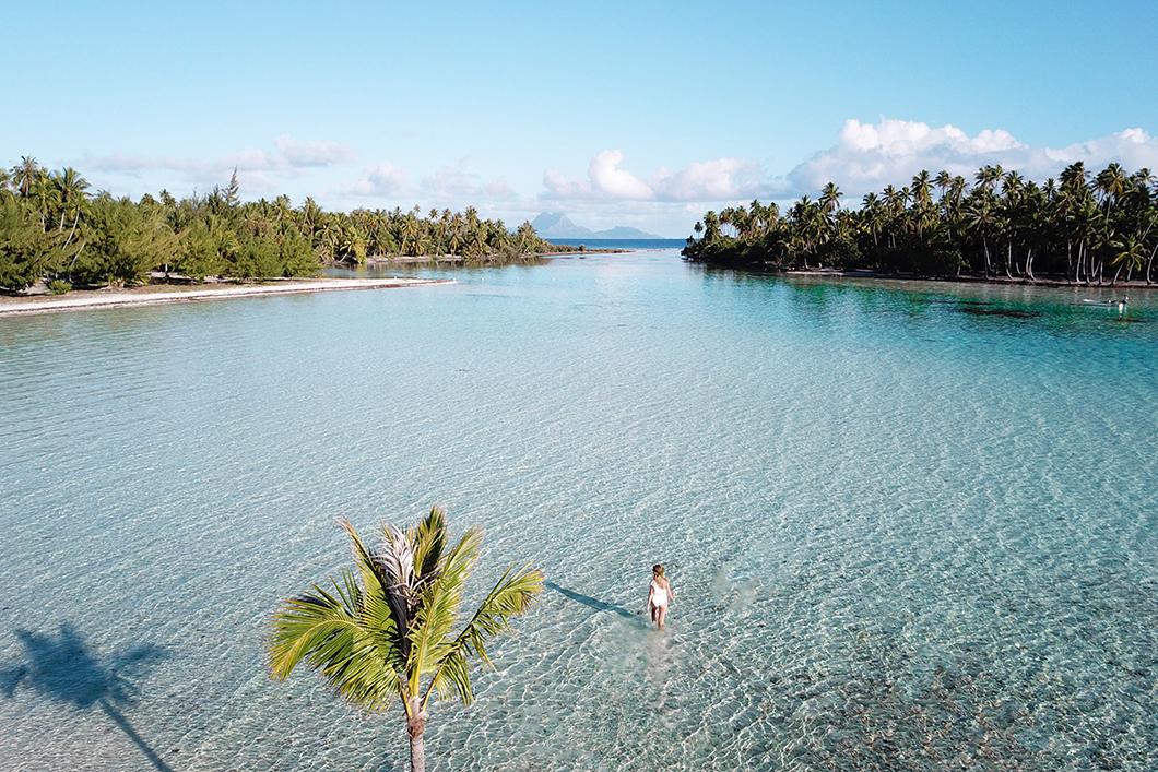 Nos points de vue préférés au Taha'a Island Resort and Spa