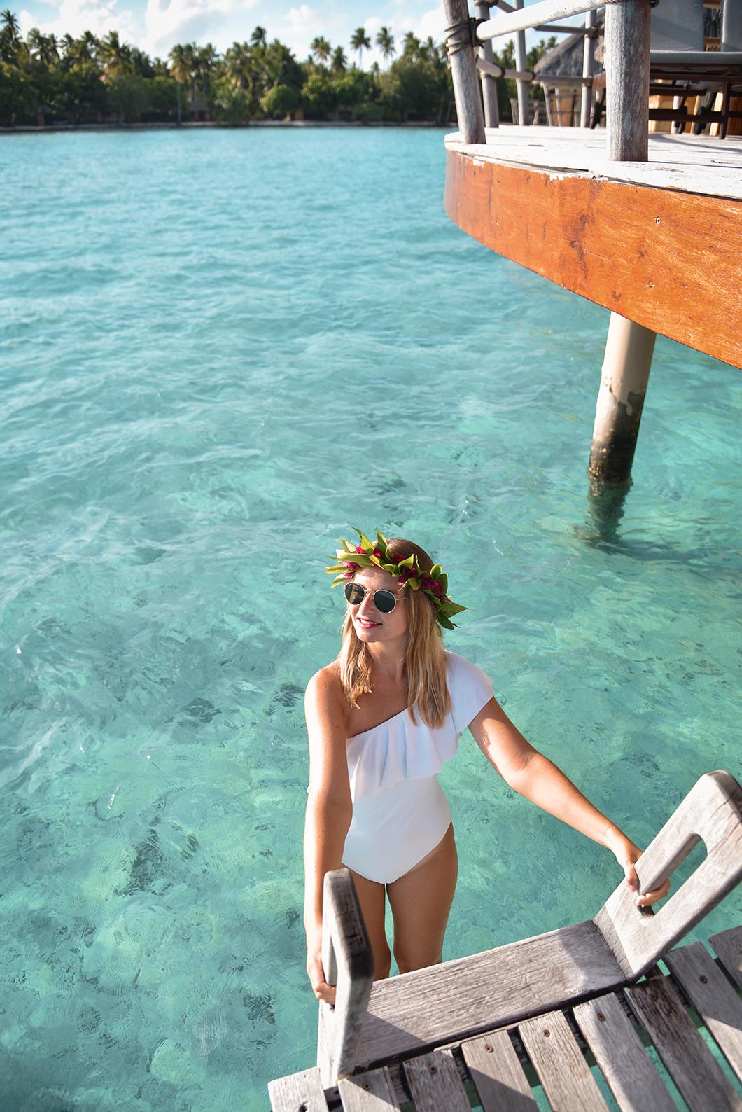 Taha'a Island Resort, logement pour lune de miel en Polynésie Française