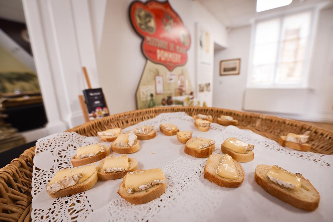 Que faire à Meaux ? Visiter la Maison du Brie de Meaux