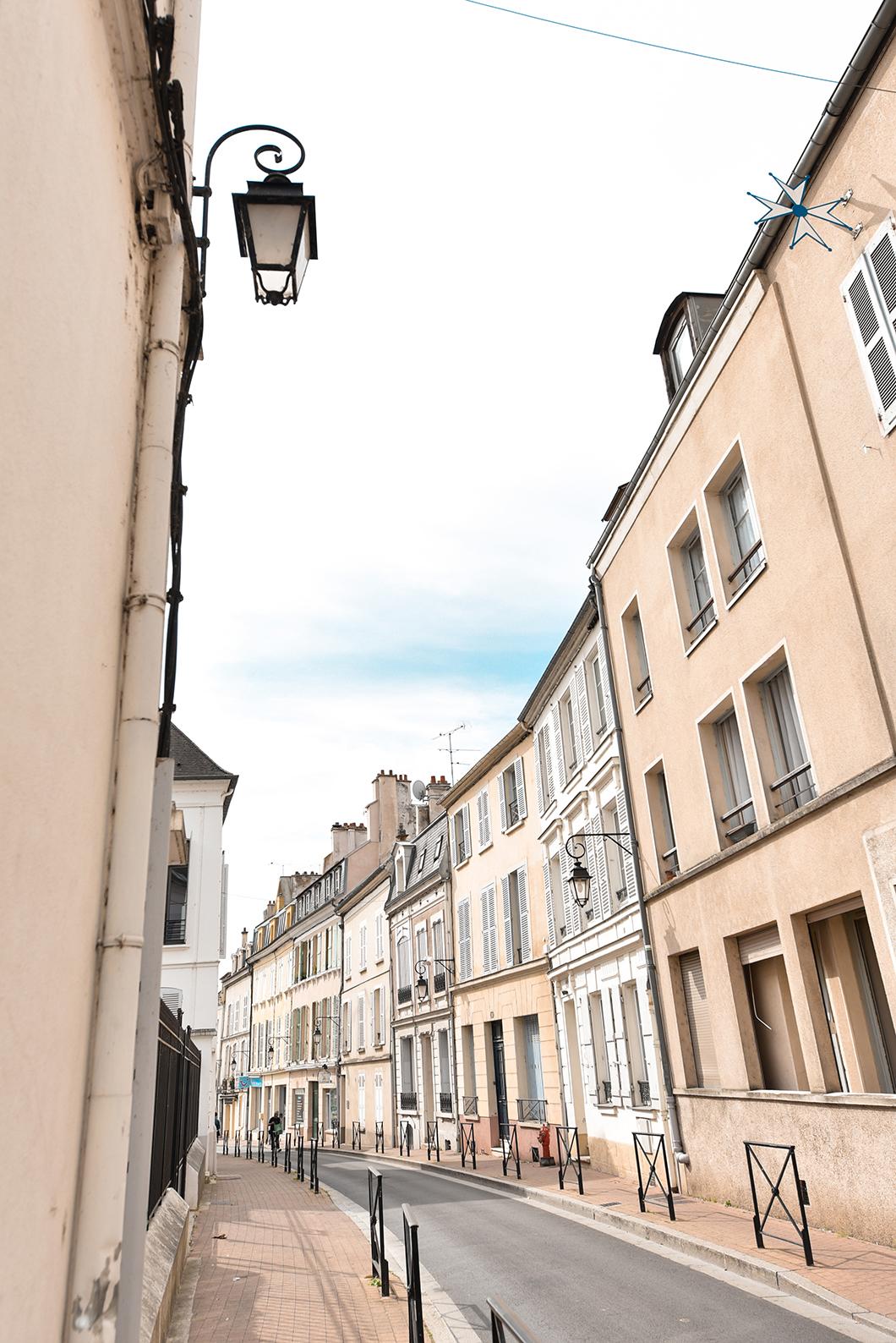 Les jolies rues de Meaux