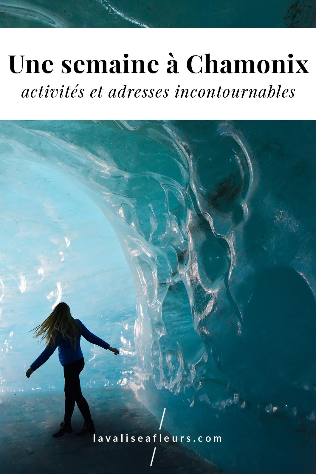 Une semaine à Chamonix, adresses et activités incontournables
