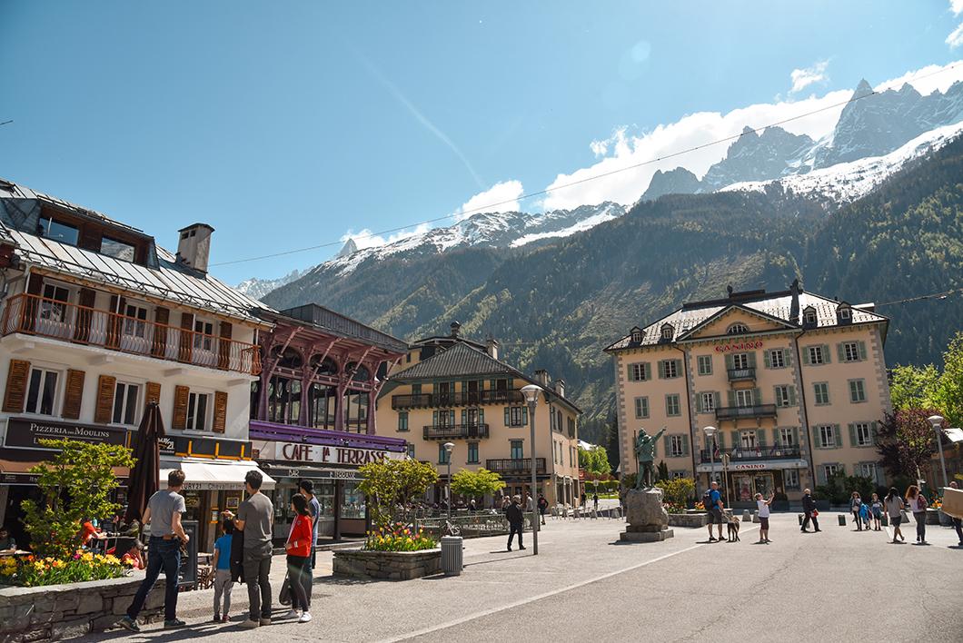 Que faire à Chamonix ? Visite du centre-ville de Chamonix