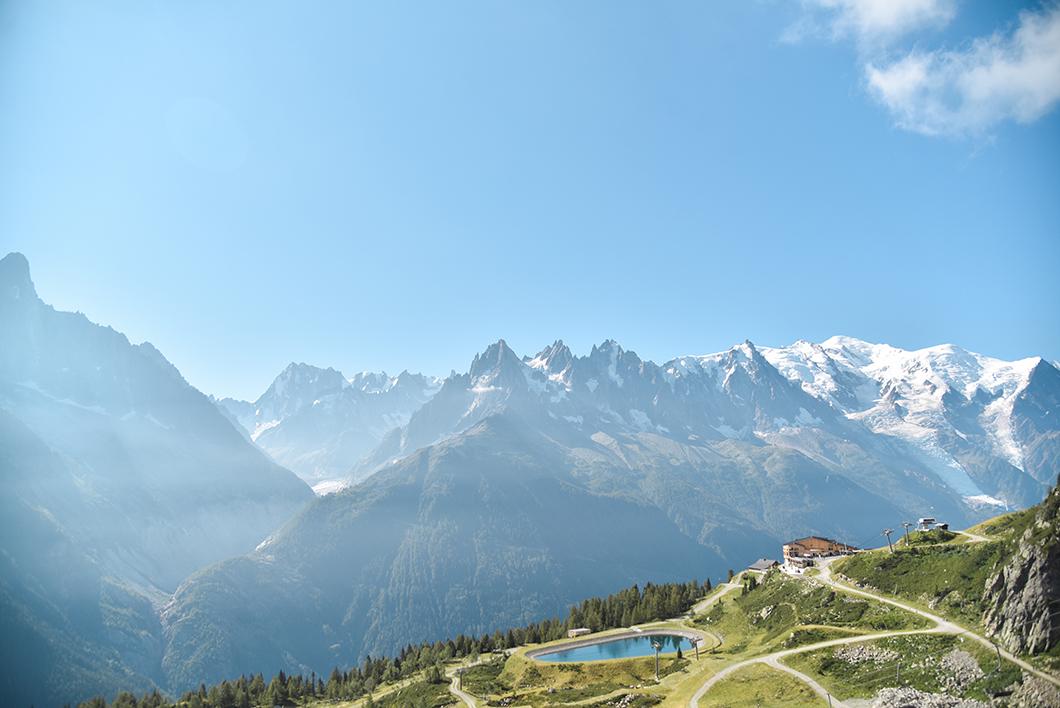 Que faire à Chamonix ? Randonnée au Lac Blanc