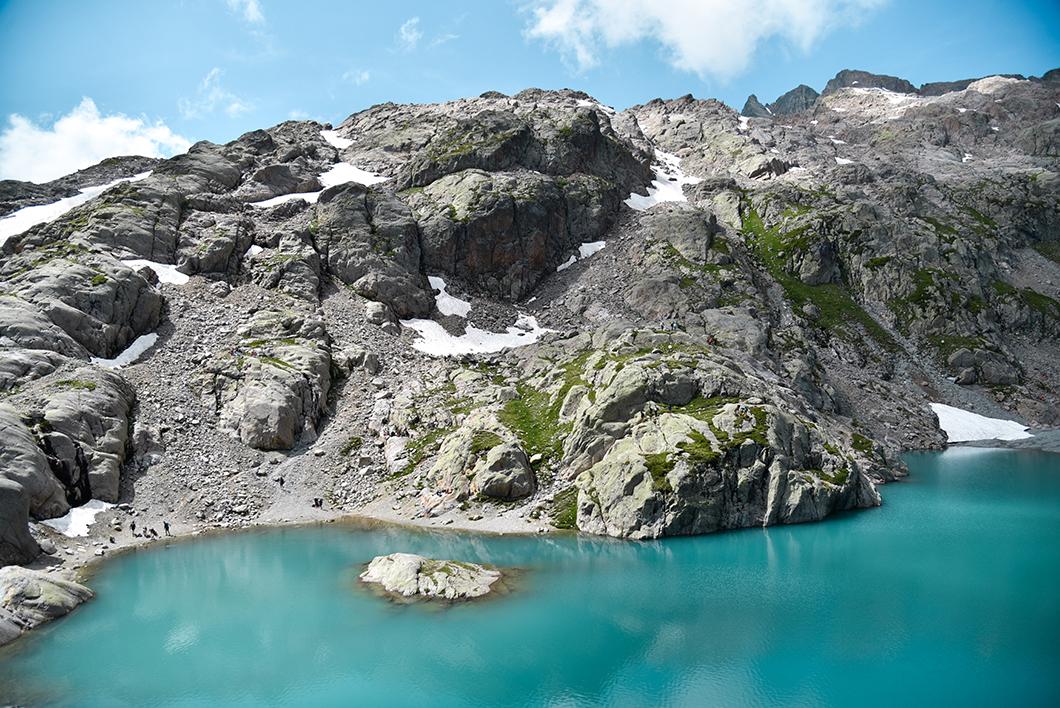 Randonnée au Lac Blanc et aux Lacs de Cheserys