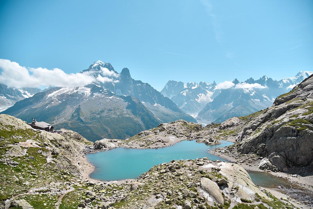 Aller au Lac Blanc, incontournable à Chamonix