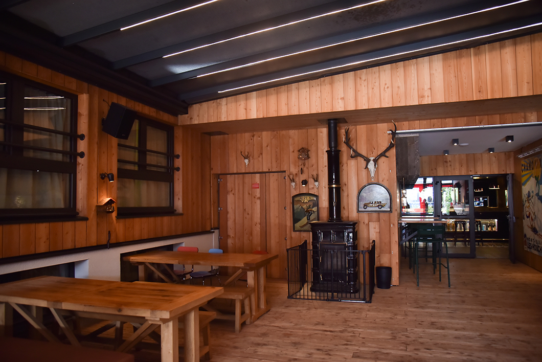 Nos hôtels préférés à Chamonix, Rocky Pop Hôtel