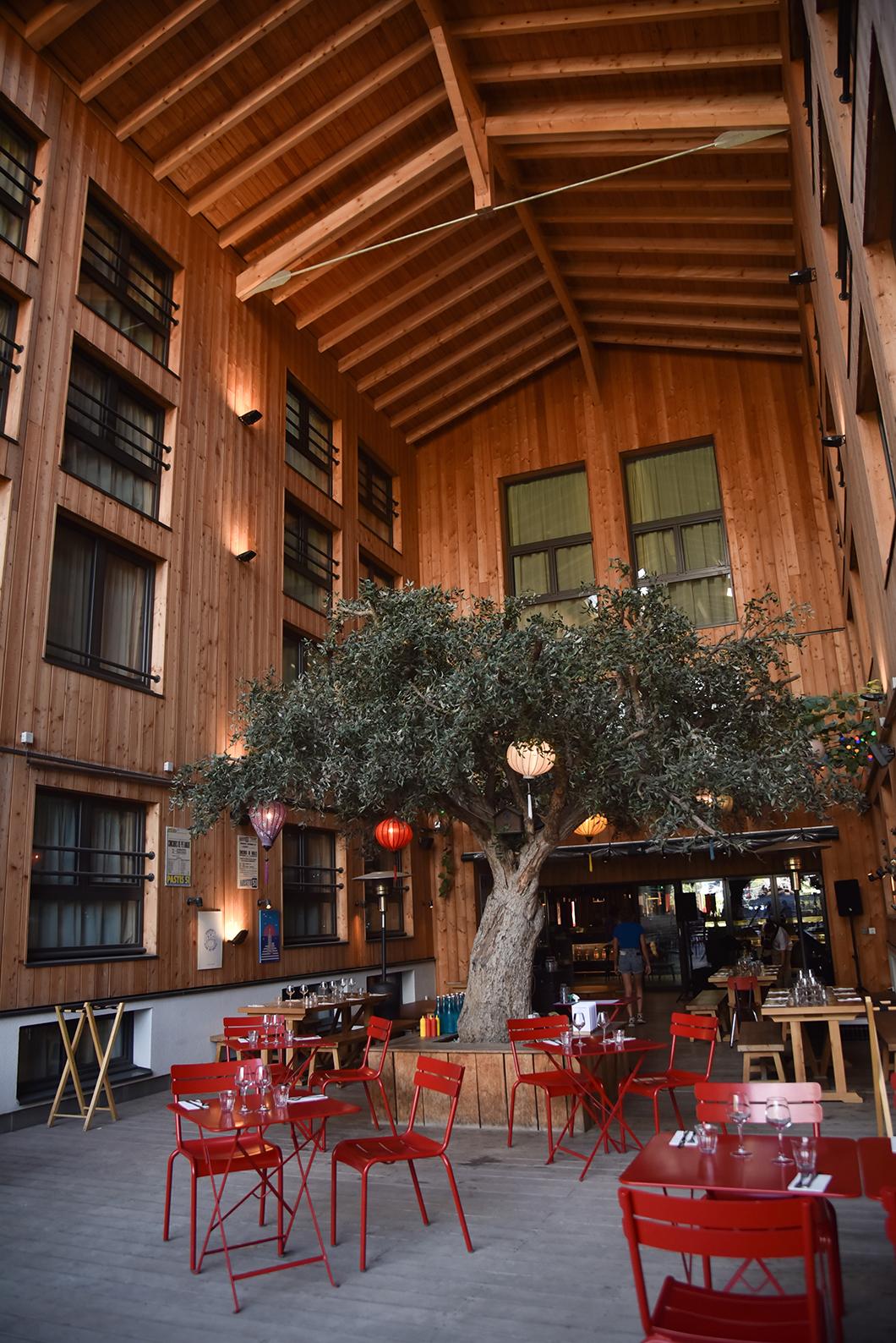 Où manger et dormir à Chamonix ? Rocky Pop Hôtel