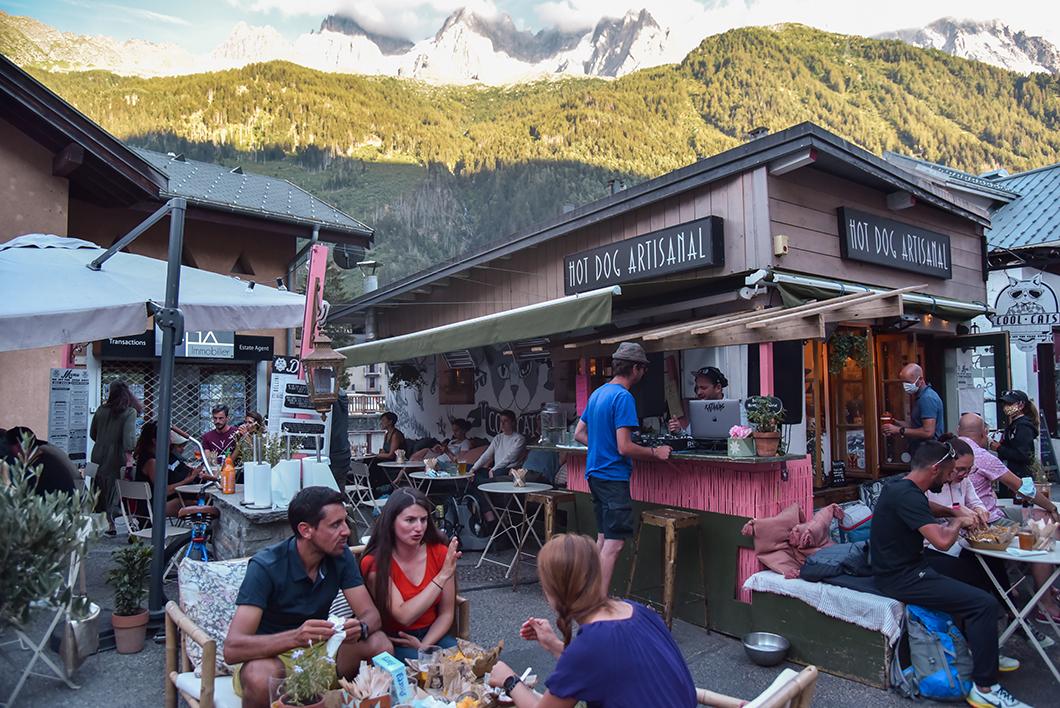 Cool Cats, top des restaurants avec super ambiance à Chamonix