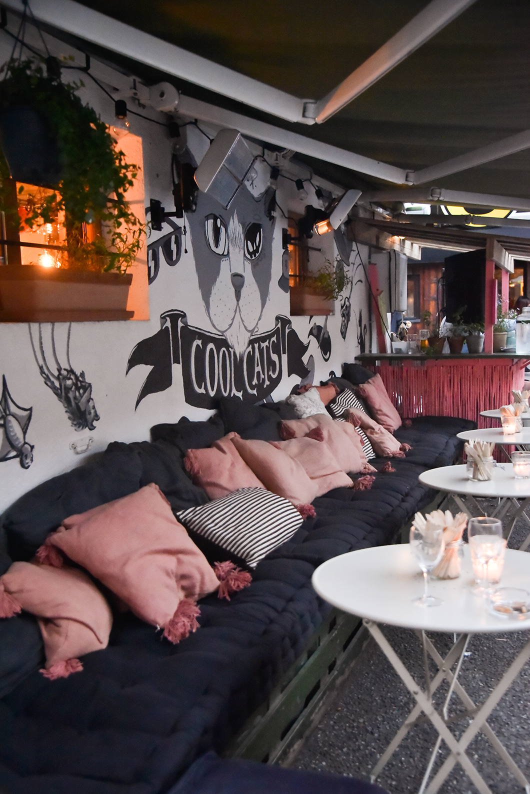 Où manger de la street food à Chamonix ? Restaurant Cool Cats