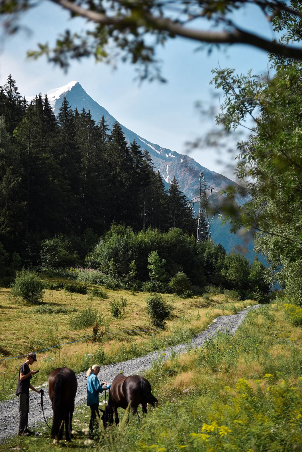 Que faire à Chamonix ? Randonnée à la Cascade du Dard