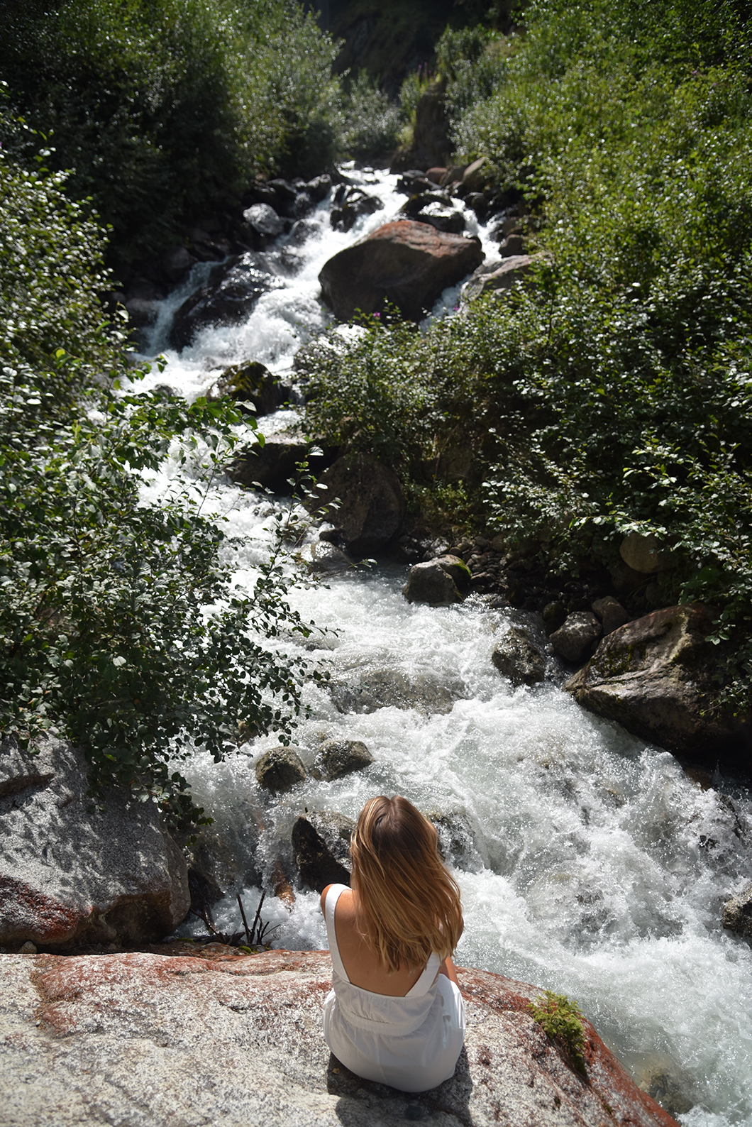 Randonnée à la Cascade du Dard