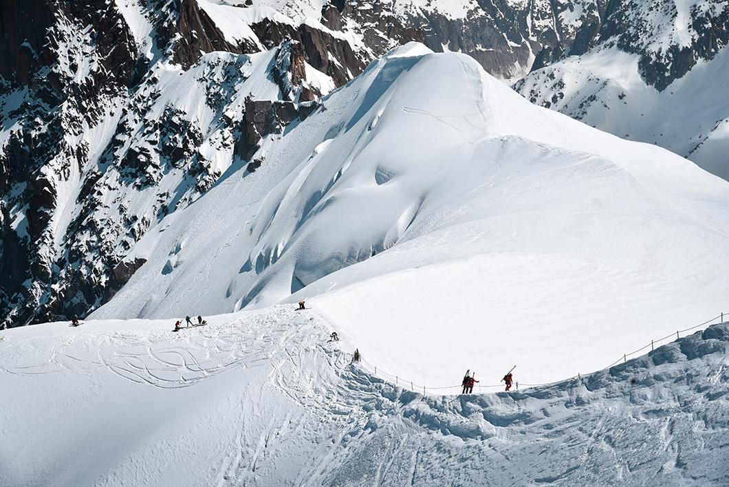Aller à l'Aiguille du Midi, incontournable à Chamonix