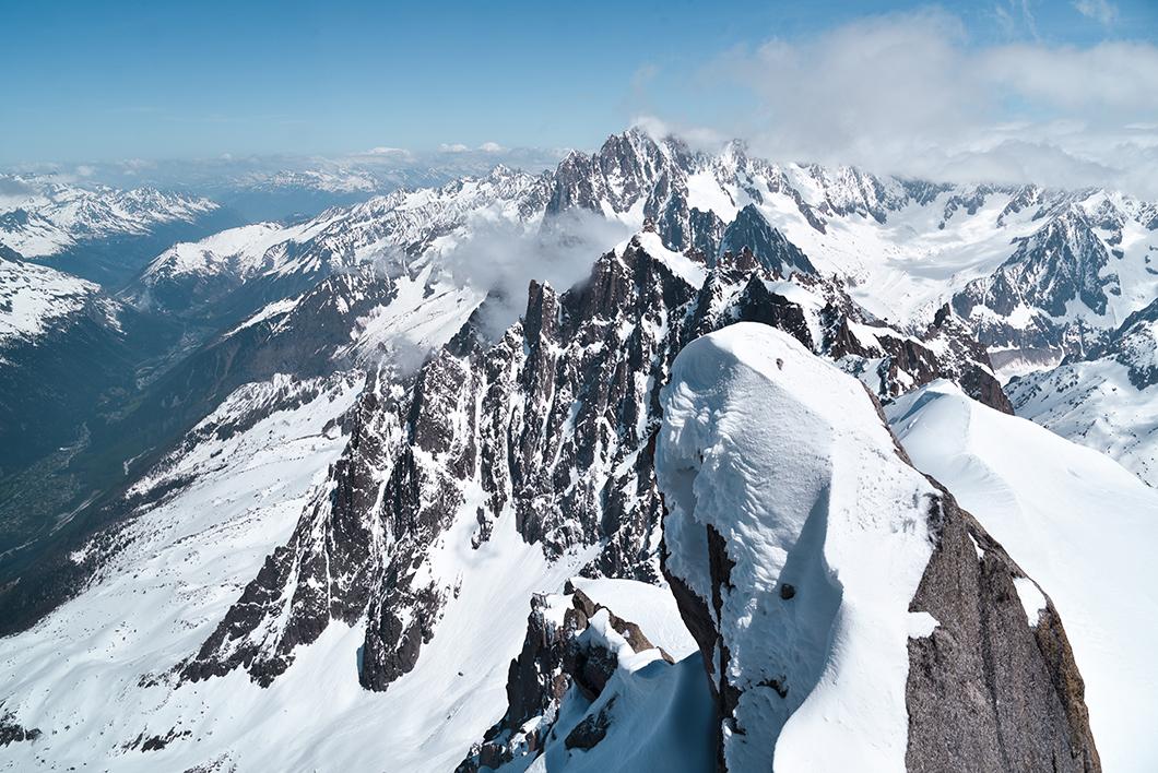 Programme d'une semaine à Chamonix