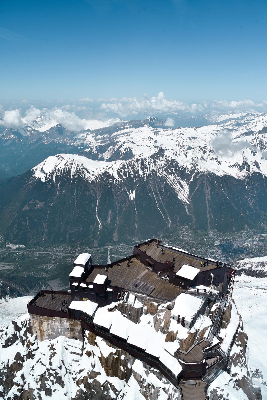 Que faire à Chamonix ? Visite à l'Aiguille du Midi