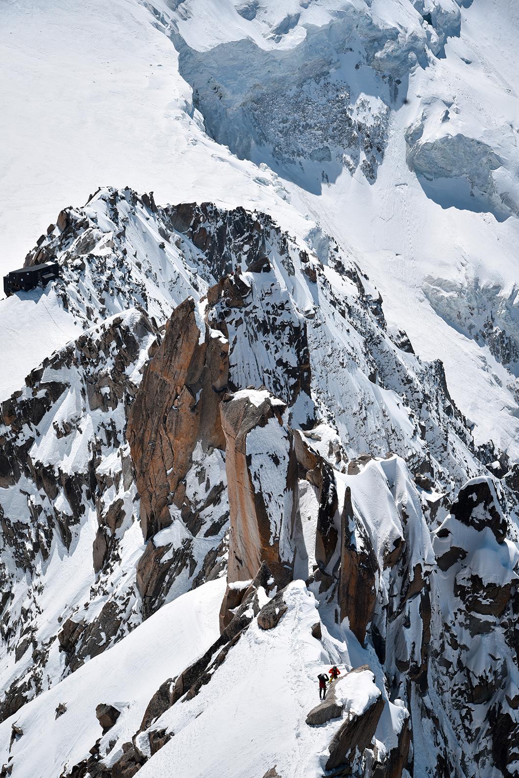 Voyage à Chamonix