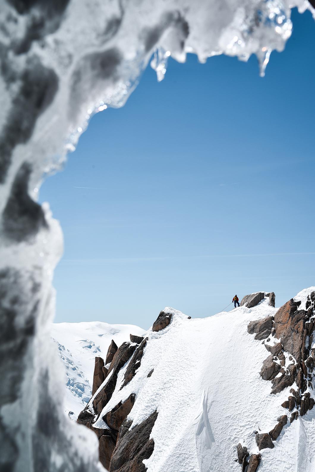 Aller voir l'Aiguille du Midi, une semaine à Chamonix
