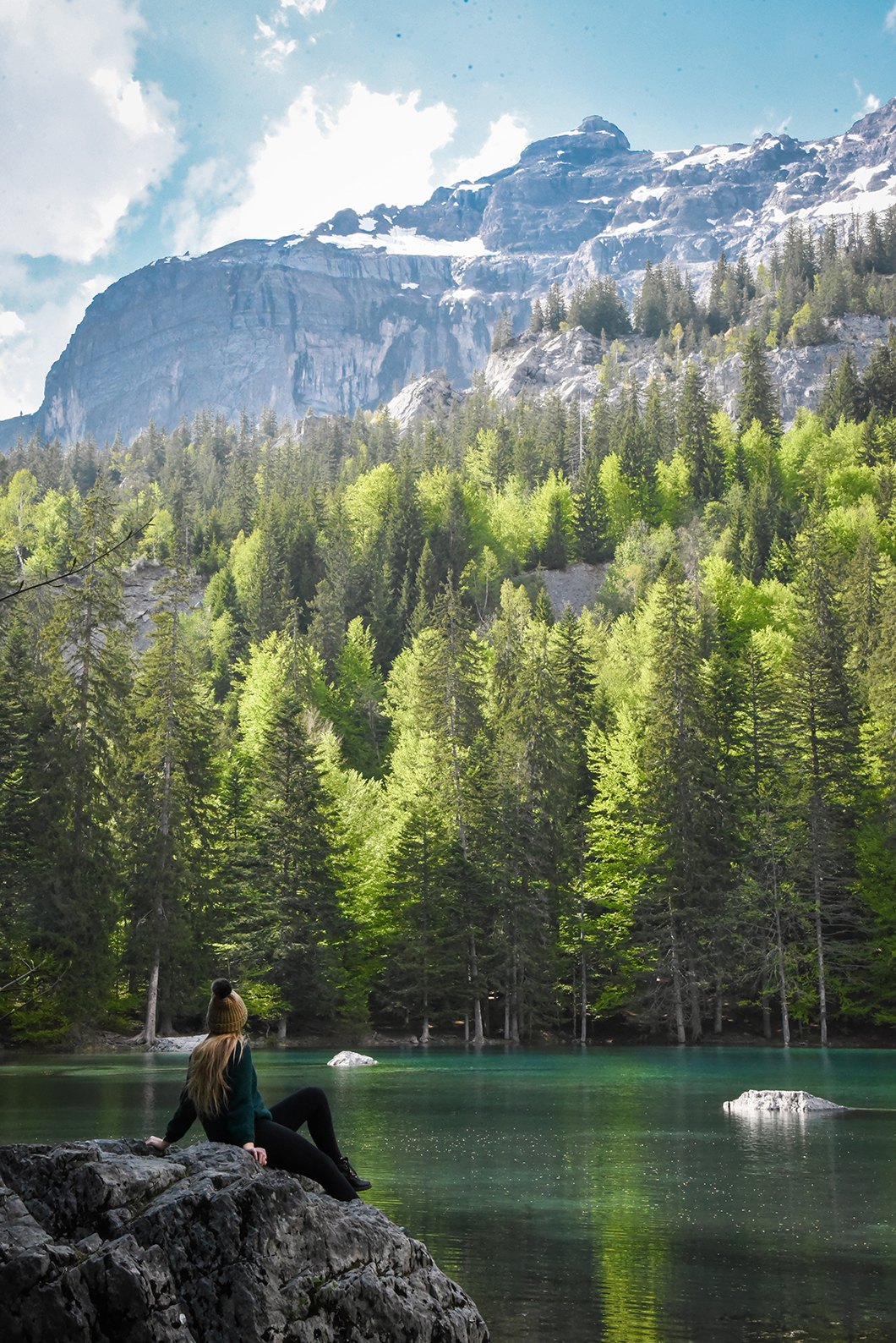 Que faire à Chamonix ? Randonnée au Lac Vert
