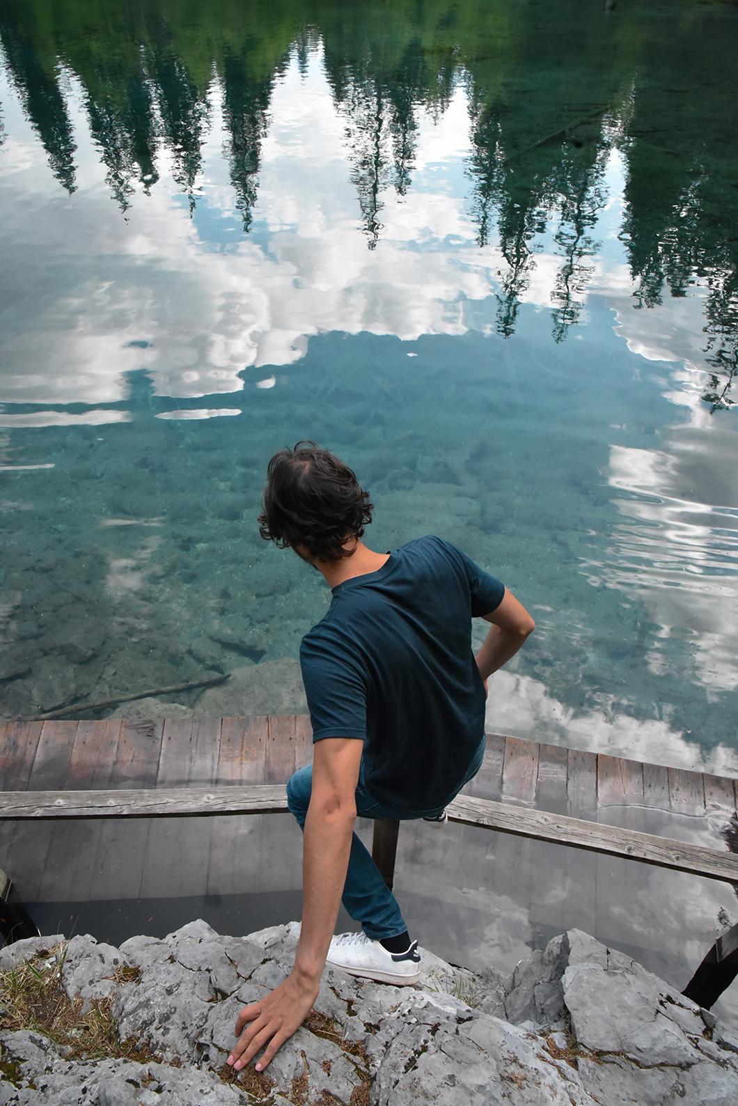 Balade de Servoz au Lac Vert