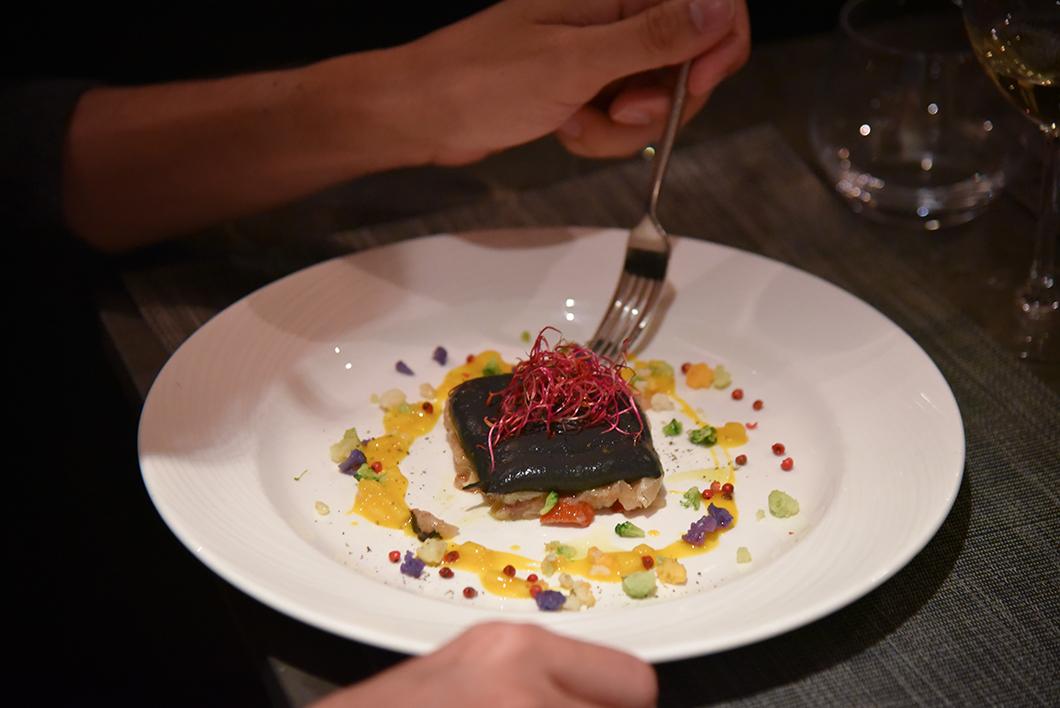Révola, super restaurant à Chamonix