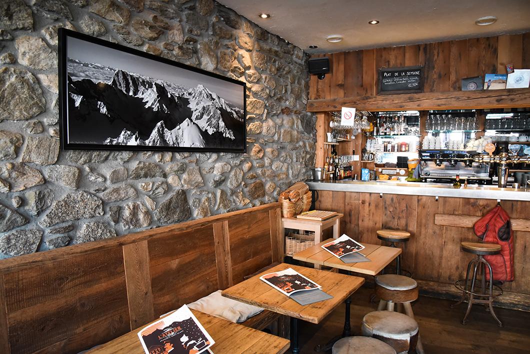 L'Atelier Café, nos bonnes adresses à Chamonix