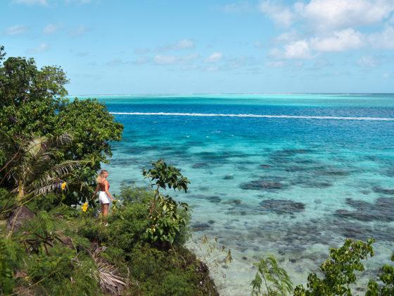 Visiter Huahine en Polynésie Française