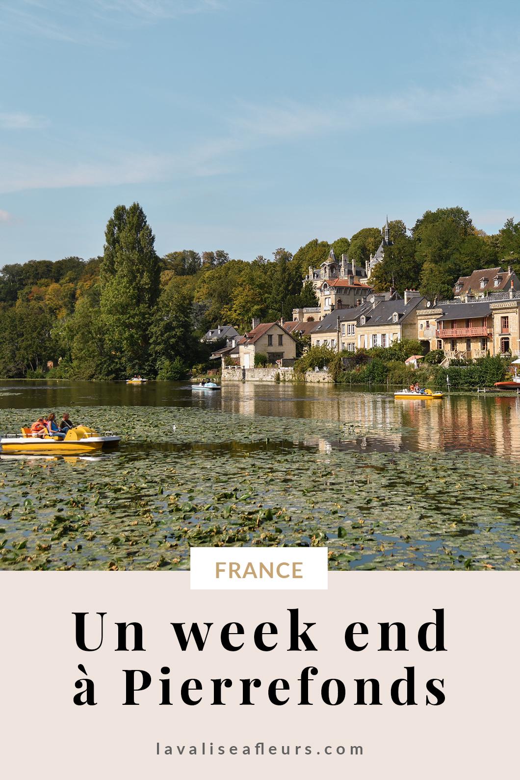 Guide d'un week end à Pierrefonds en France
