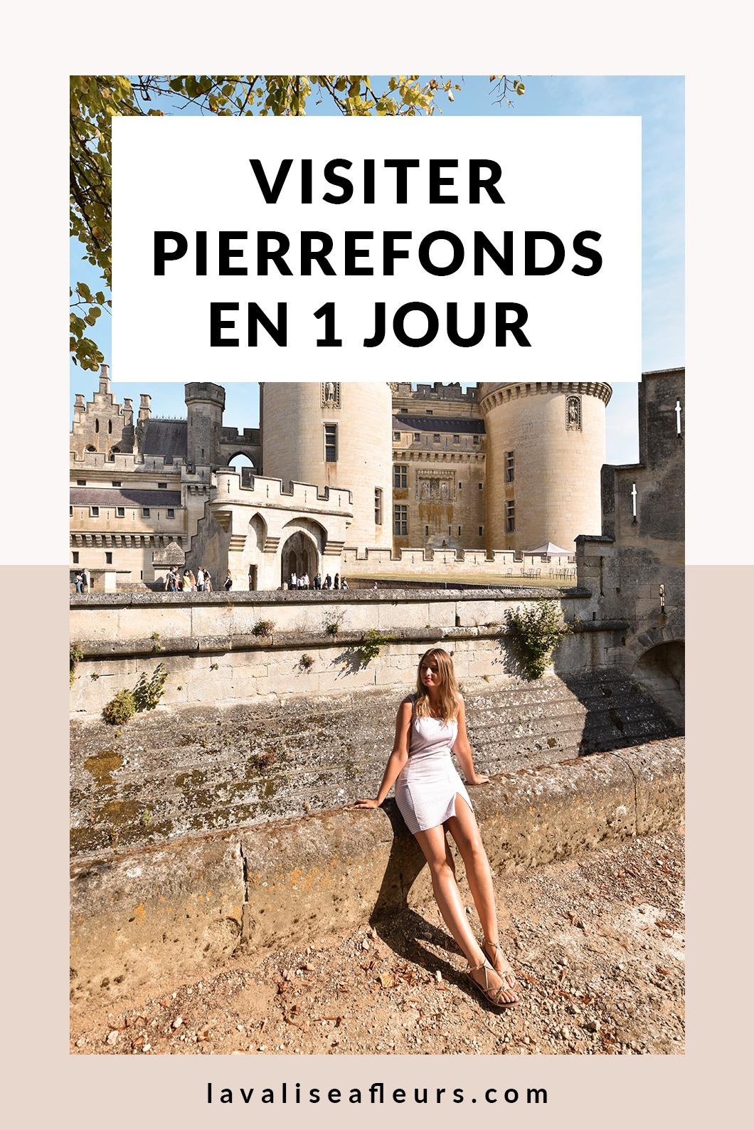 Que faire à Pierrefonds en 1 jour ?
