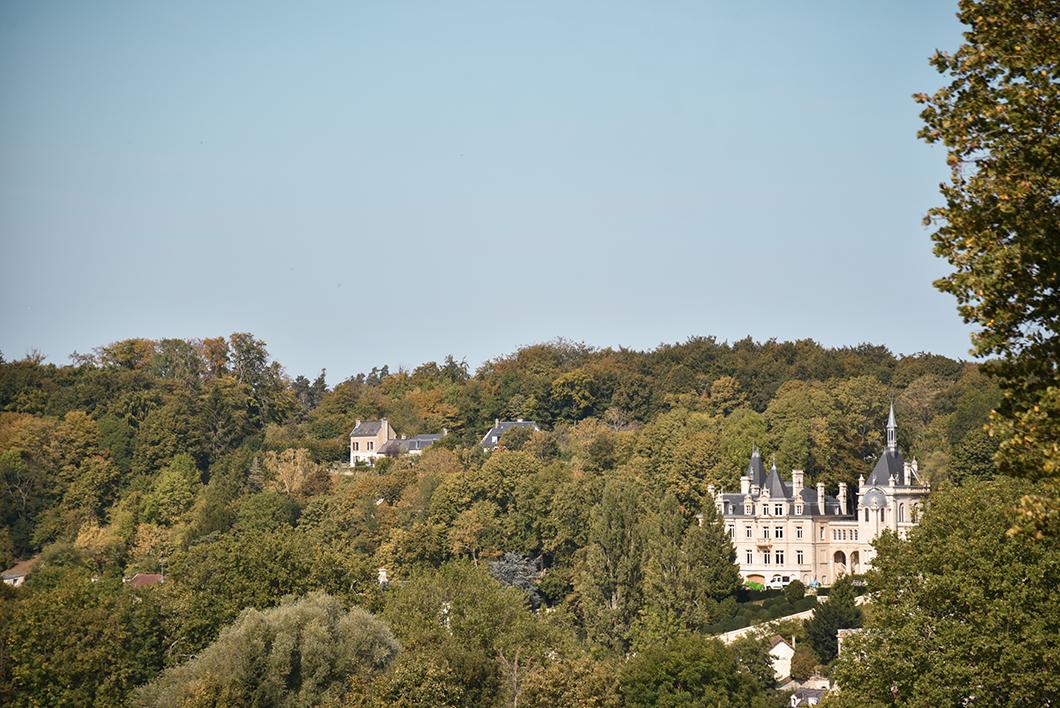 Visiter Pierrefonds à côté de la forêt de Compiègne