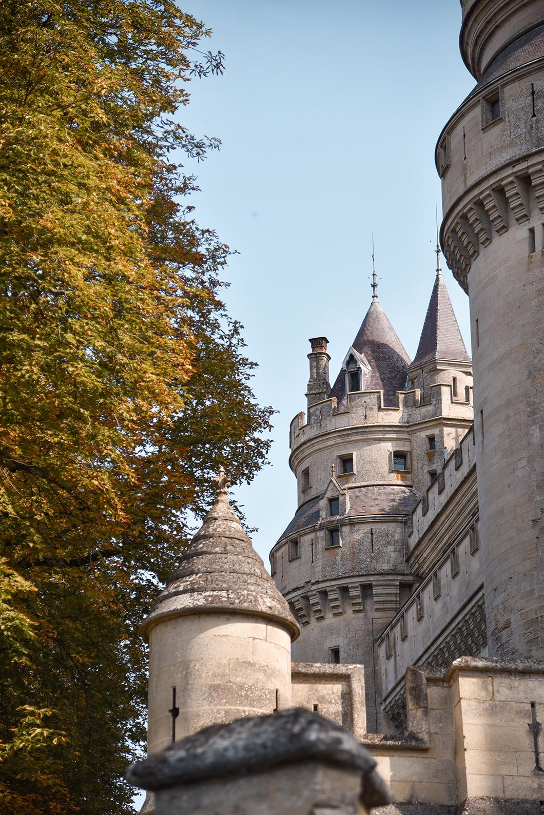 Le Château de Pierrefonds, visite incontournables à Pierrefonds