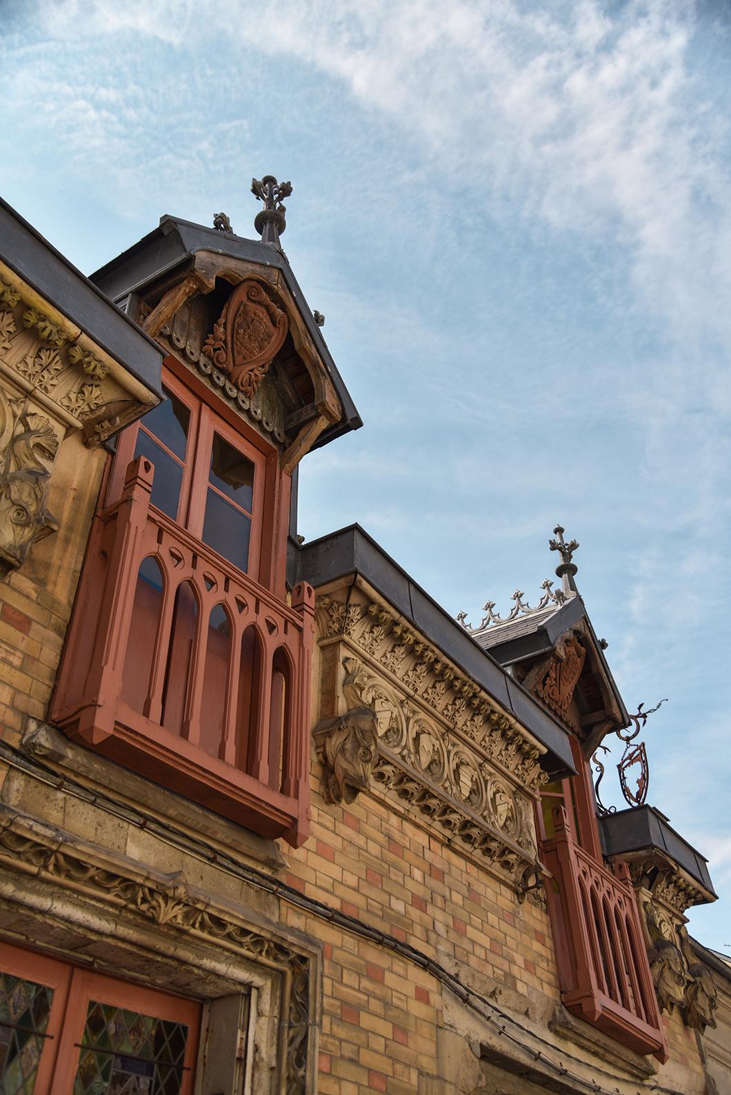 Les jolies villas de Pierrefonds
