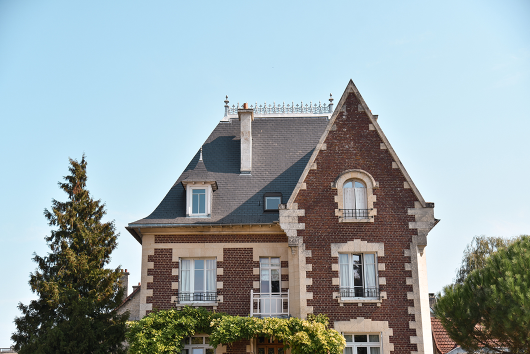 Un week end à Pierrefonds à côté de Paris