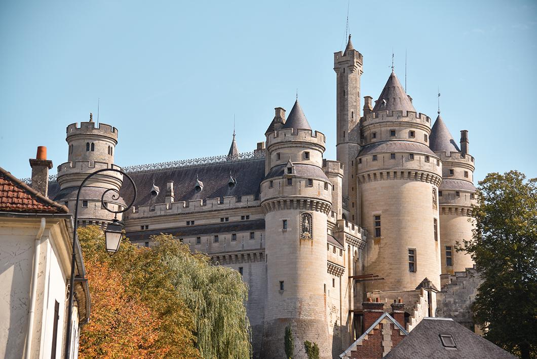 Que faire à Pierrefonds ? Visiter le Château de Pierrefonds