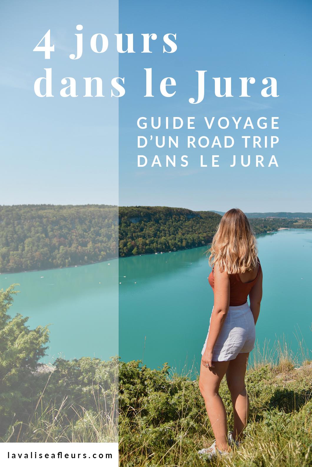 Guide voyage de 4 jours dans le Jura