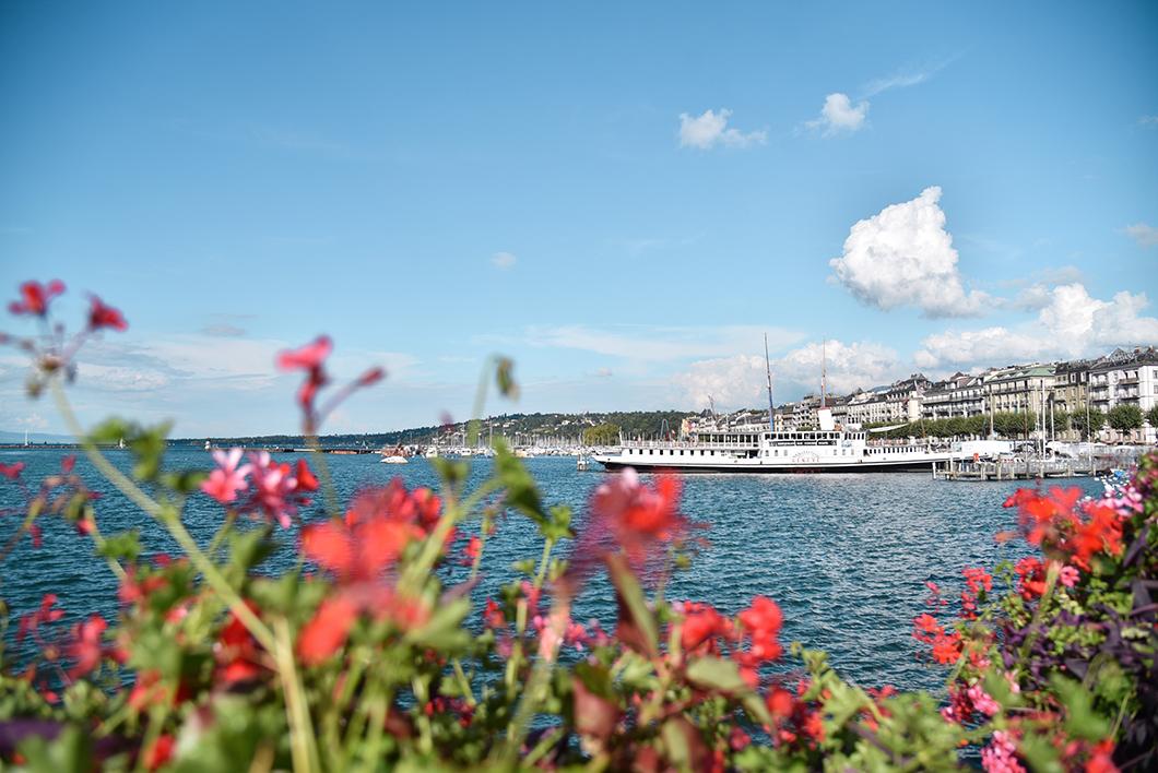 Aller à Genève, incontournable au Lac Léman
