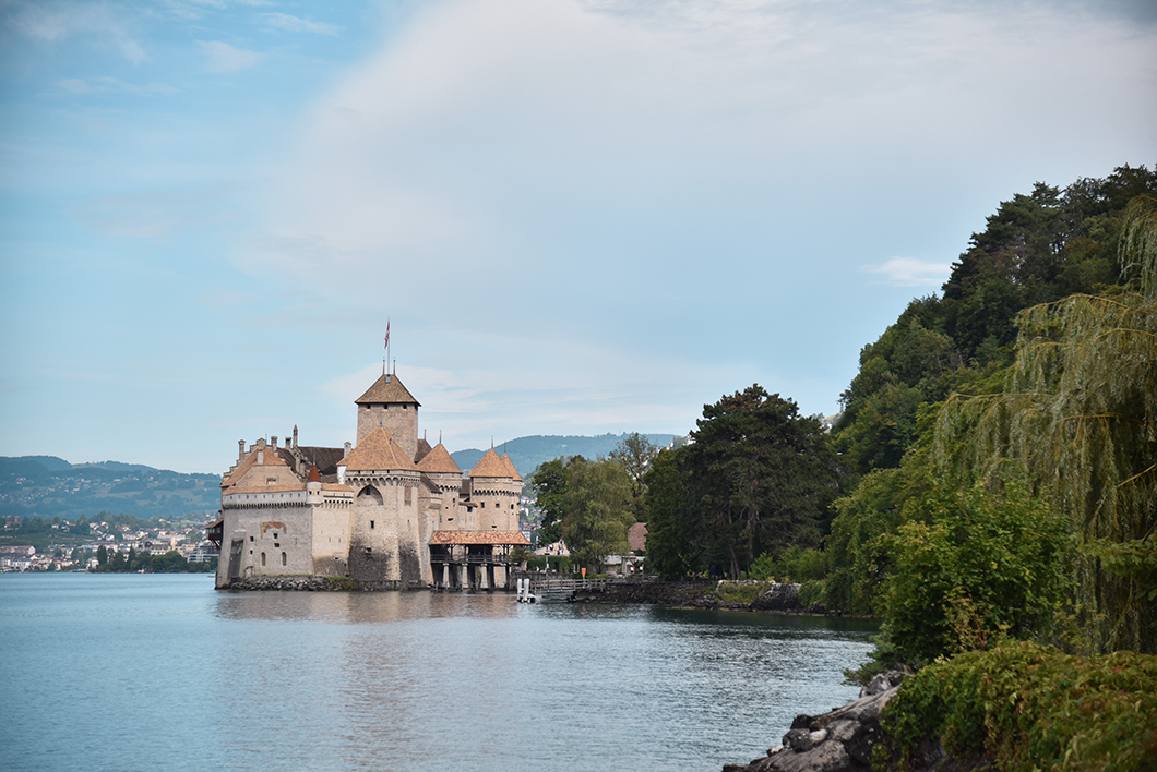 Découvrir Château de Chillon, Incontournables à visiter à Montreux