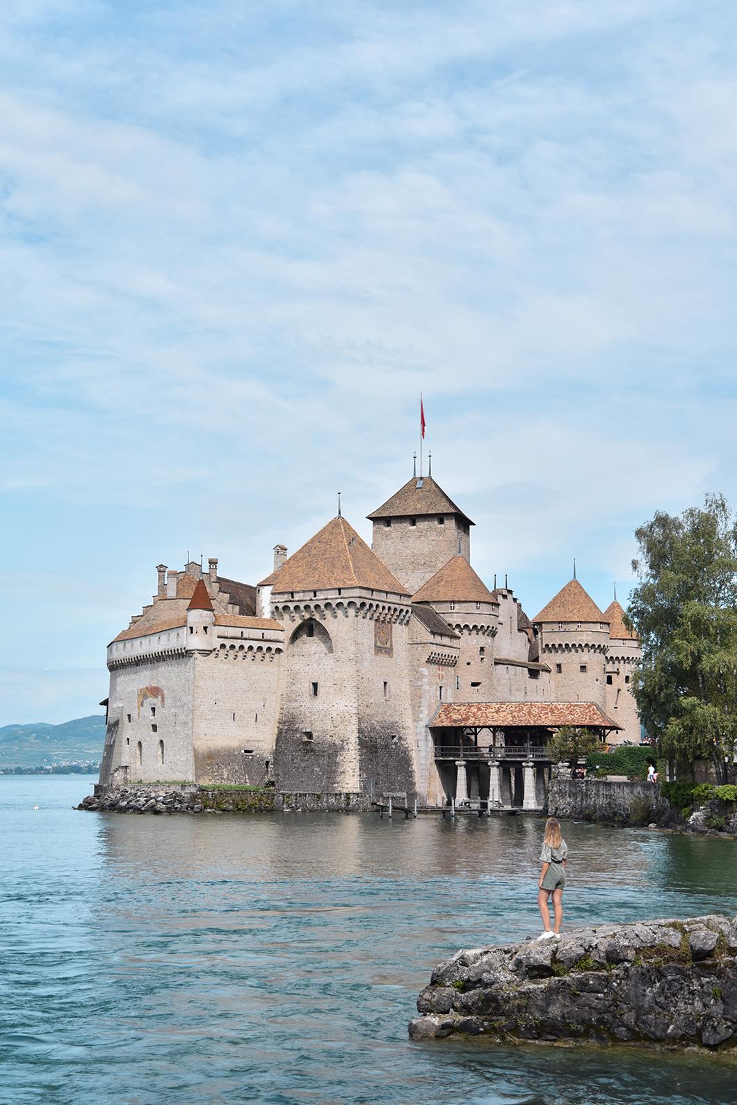 Château de Chillon, visite incontournables à Montreux
