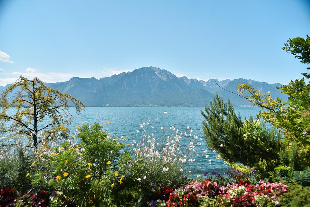 Aller à Montreux, incontournable au Lac Léman