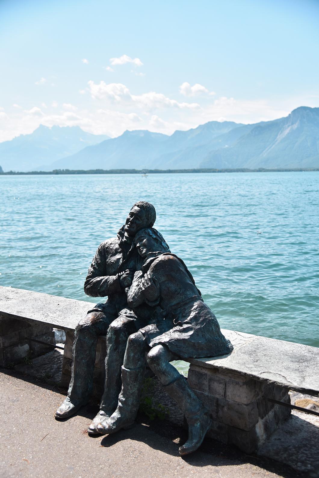 Quelles activités faire au Lac Léman ? Visite de la ville de Montreux