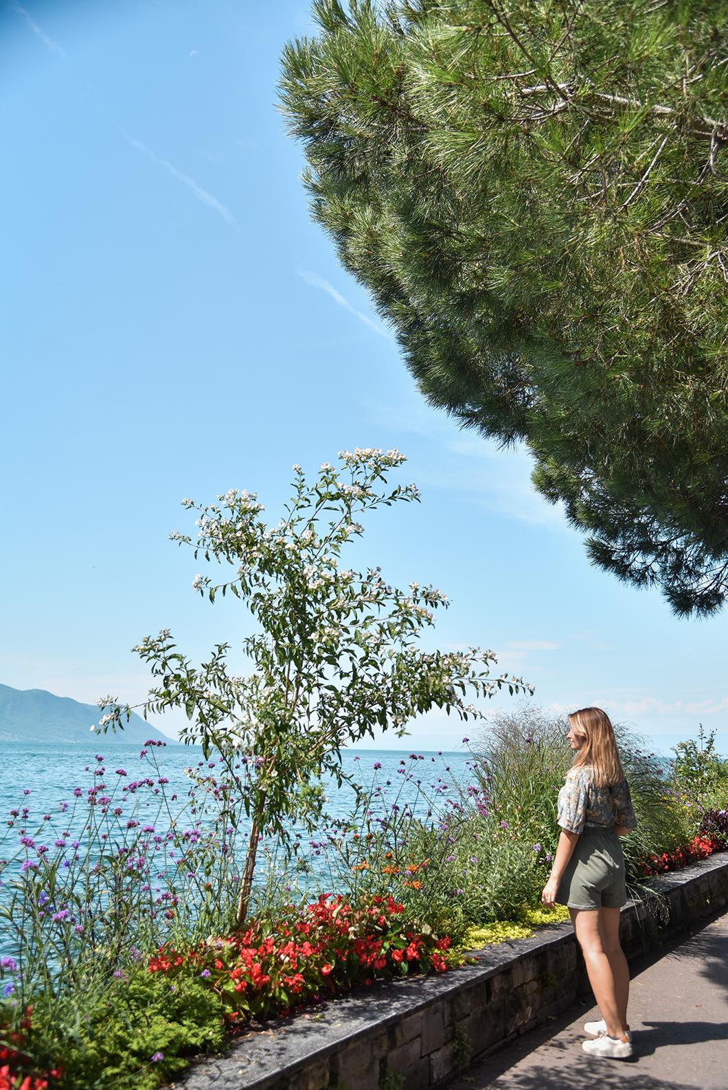 Découvrir Montreux, Incontournables à visiter au Lac Léman