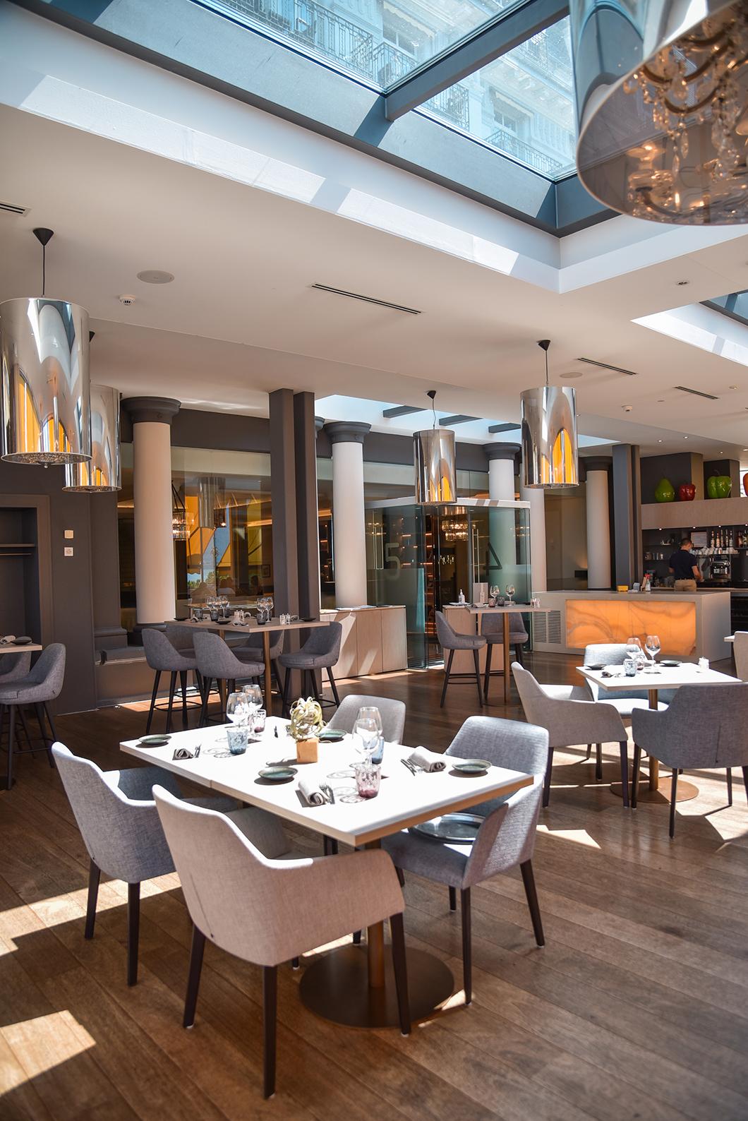 Restaurant le 45 Grill & Health, nos bonnes adresses à Montreux